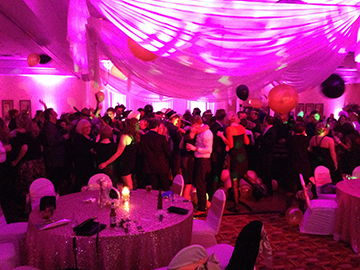 NYE at Holiday Inn Gateway Center in Flint, MI